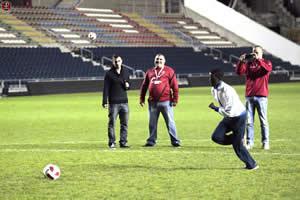 קבוצת הכדורגל של כפר הנוער קרית יערים